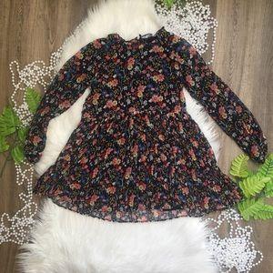 MAYORAL Girls Flower Print Dress